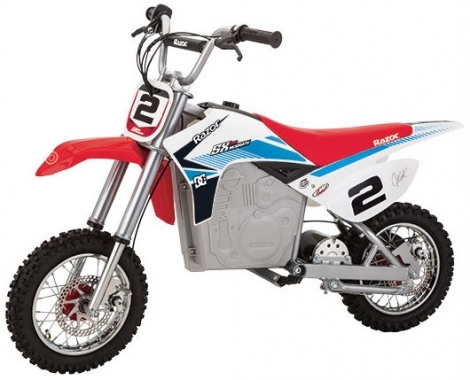 Электромотоцикл Razor SX500 1314